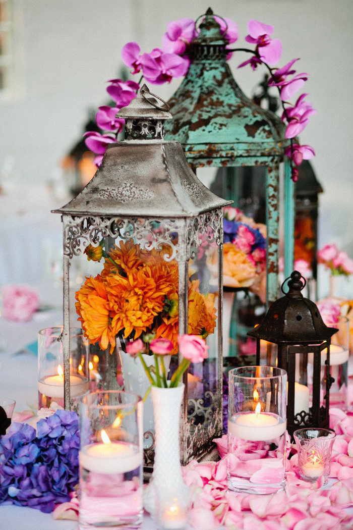 Colorful-lanterns-boho-chic