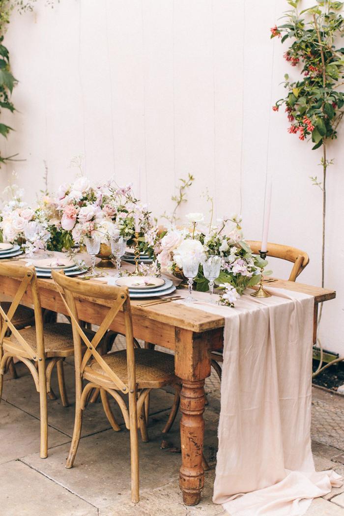 Inspiring Summer Wedding Dcor Pre Tend Magazine