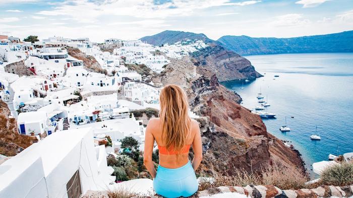 Santorini-Greece-Island