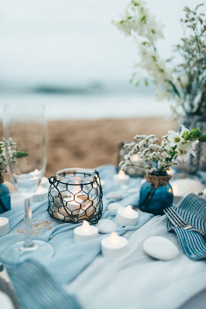 Seaside-Wedding-Table-Decoration-Ideas