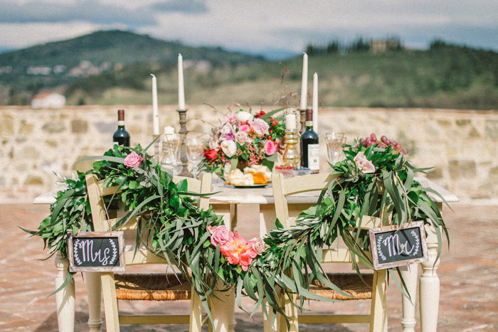 Tuscan-Summer-Wedding-Table-Decor-Ideas