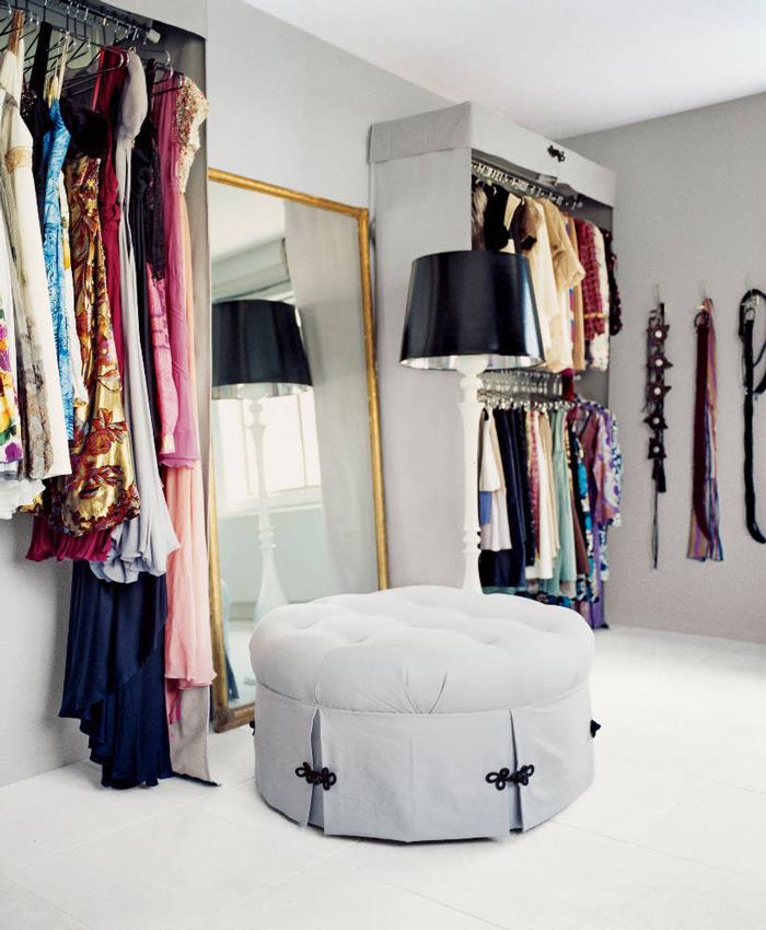 dressing-room