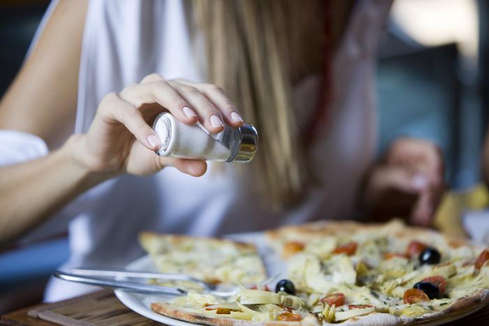 salt-on-food