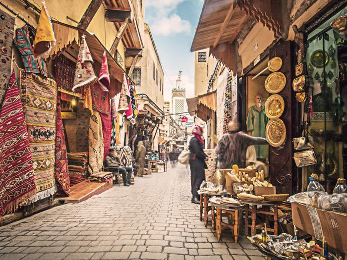 world-trade-Fez-Market