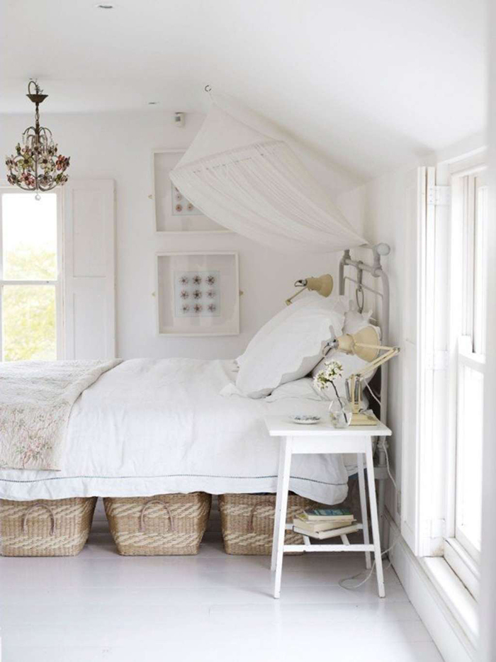Antique Home Decor Vintage Style Bedroom