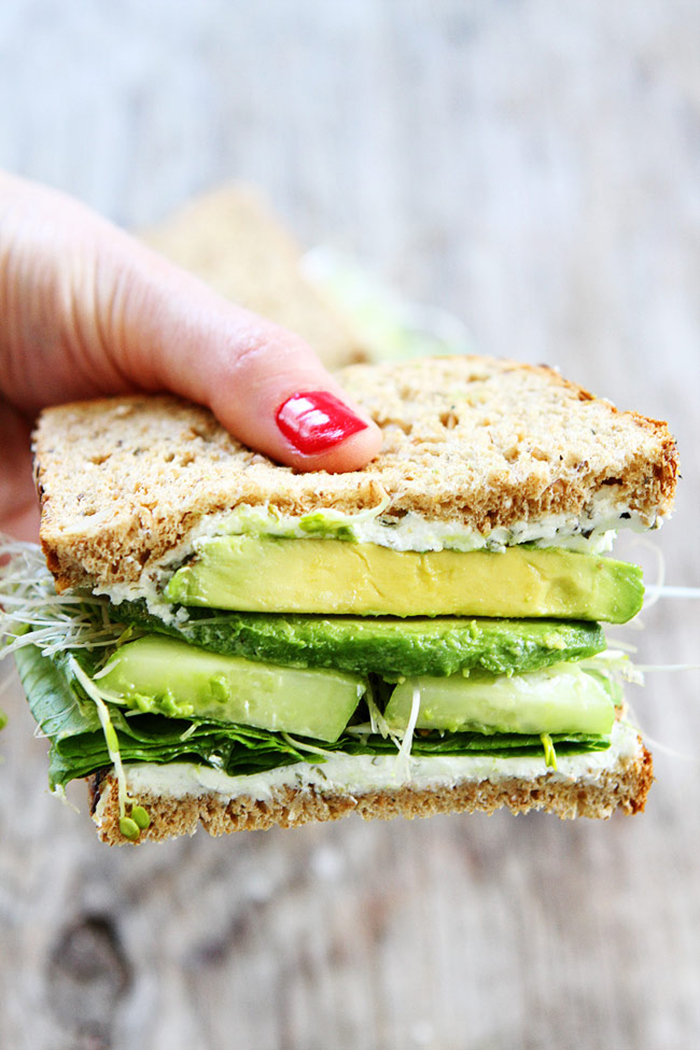Avocado-Toast-Breakfast-for-Healthy-Glowing-Skin