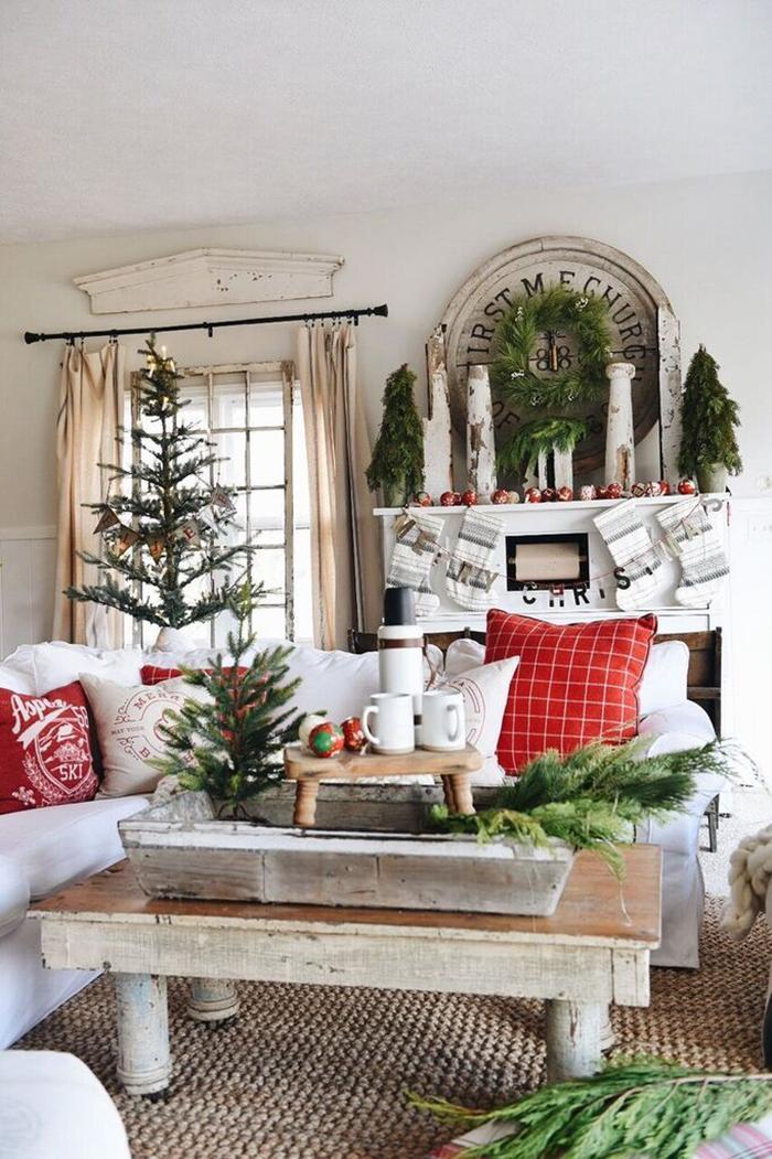 Christmas-Living-Room-Decor-Inspiration