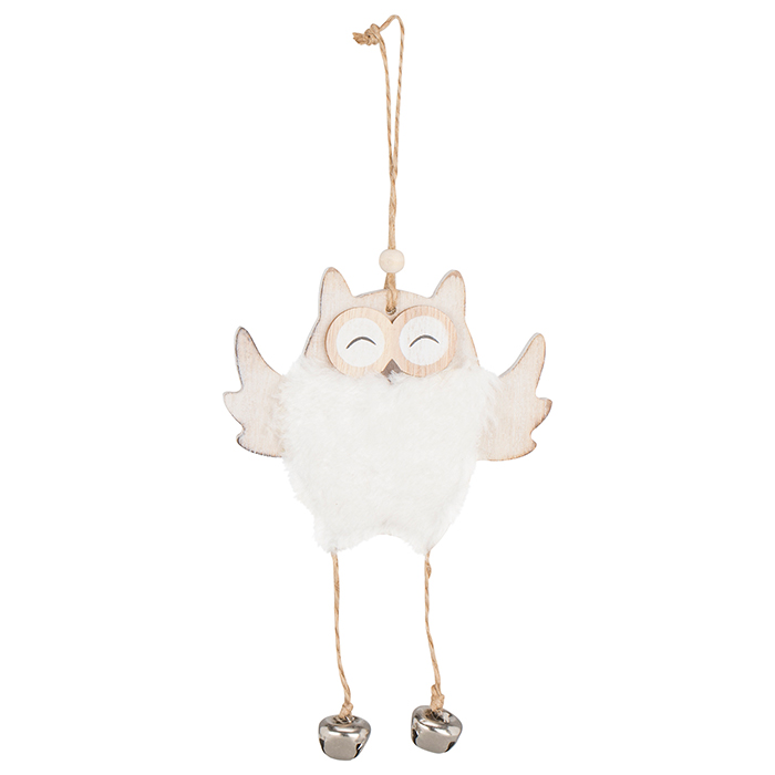 DIY-Hanging-Christmas-Tree-Decoration-Ideas-Owl