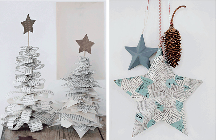 DIY-Holiday-Tree-from-Paper-Decor