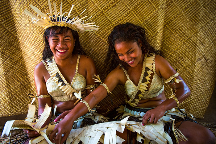 Karibati-Women-New-Years-Celebration-First-in-the-world