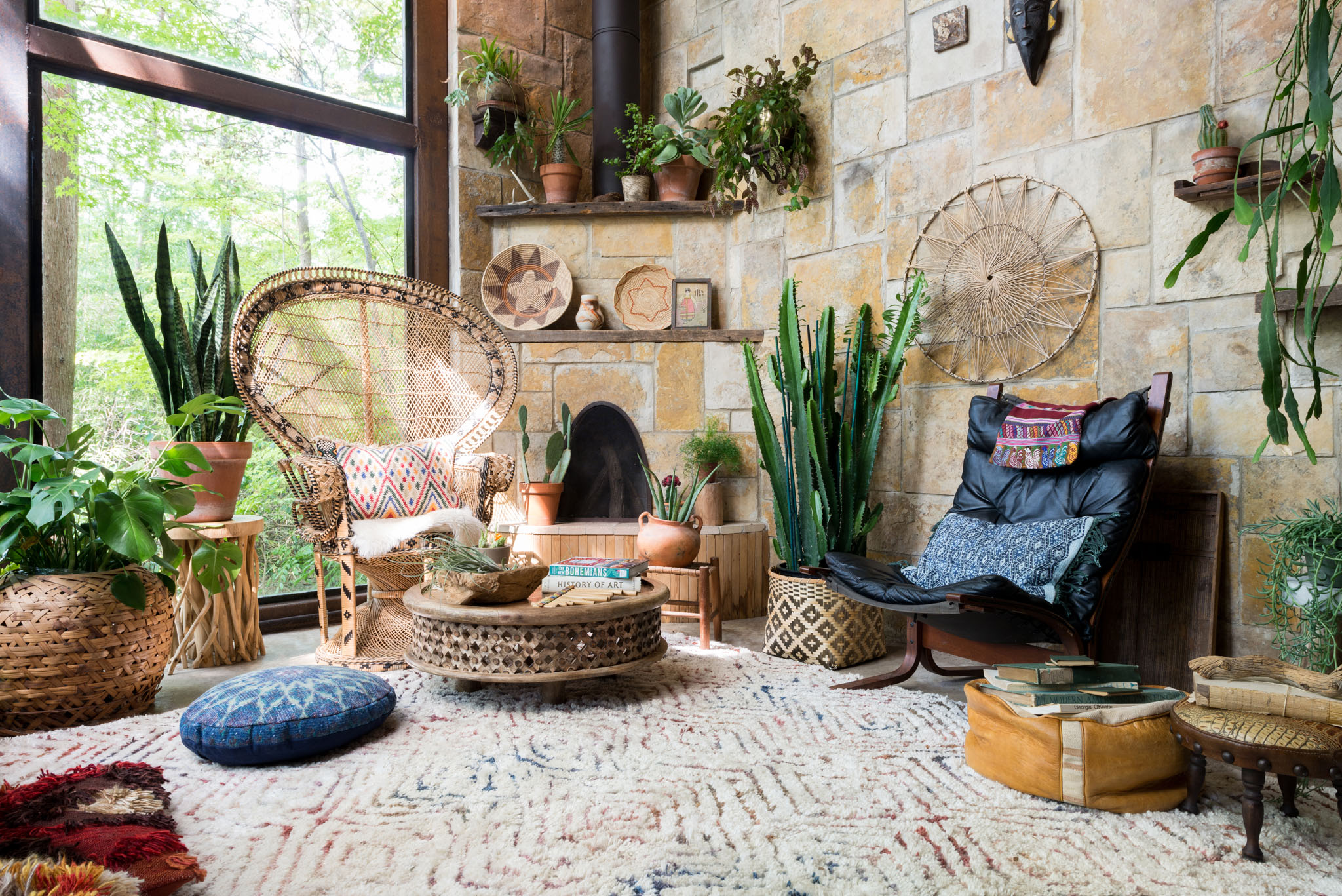 Moroccan Style Home with Moroccan Decor