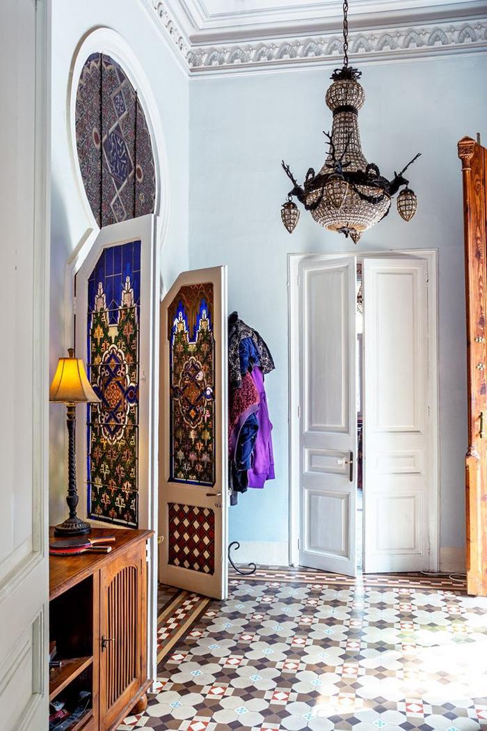 Moroccan-chic-interior
