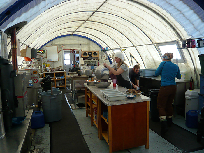 Patriot-Hills-Antarctica-Base-Camp-Kitchen
