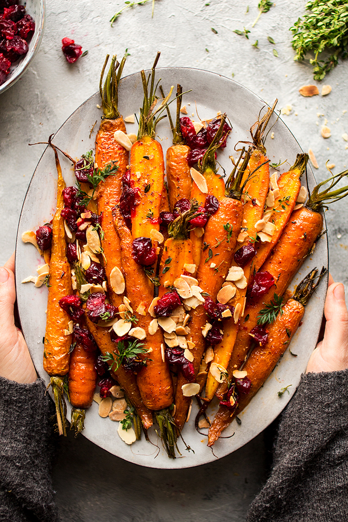 Roasted-Carrots-Foods-Good-For-Skin