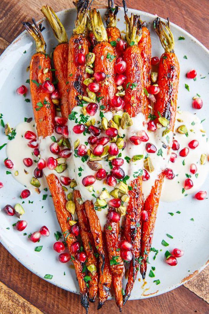 Roasted-Carrots-with-Nar-Good-Food-For-Skin
