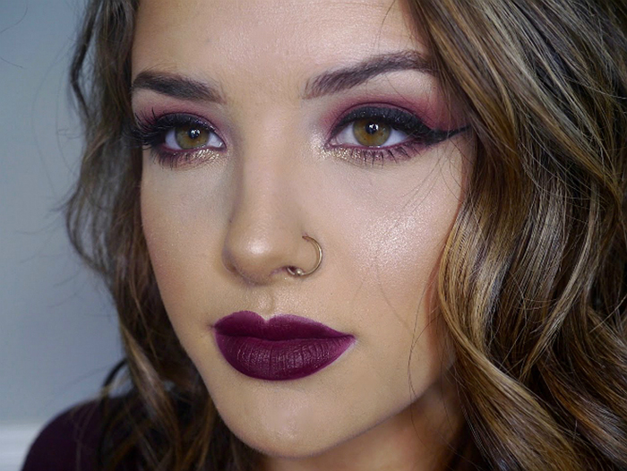 Sassy-Magenda-Makeup-Ideas