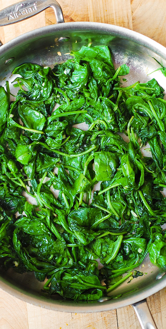 Spinach-for-Glowing-Skin