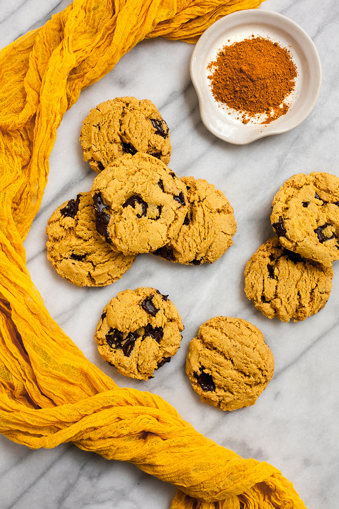 Turmeric-Cookies-For-Better-Skin
