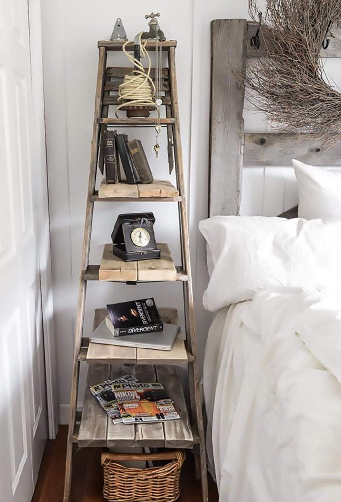 Vintage-Home-Decor-Antique-Bedroom-Shelf