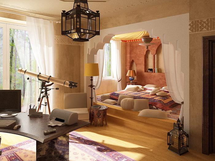 moroccan-architecture-moroccan-pattern-interior-design