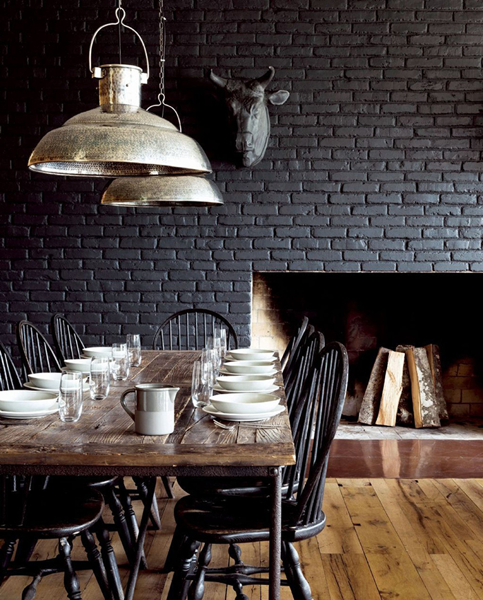 Best-Paint-Colors-for-Dining-Room-Black