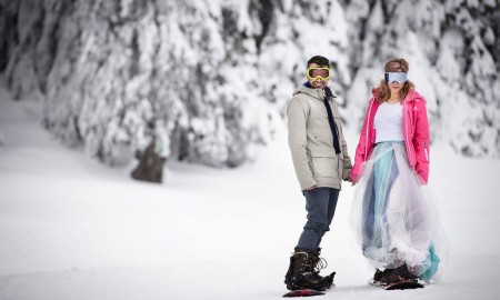 Bulgarian Winter Resorts Pamporovo Wedding
