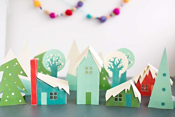Christmas-DIY-Wall-Décor-Ideas-ideas