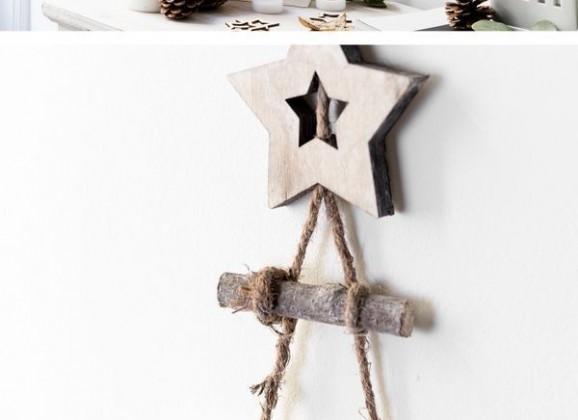 Christmas DIY Wall Décor Ideas
