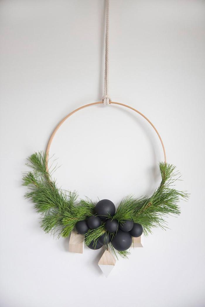 Christmas-DIY-Wall-decor-Wreath-Ideas