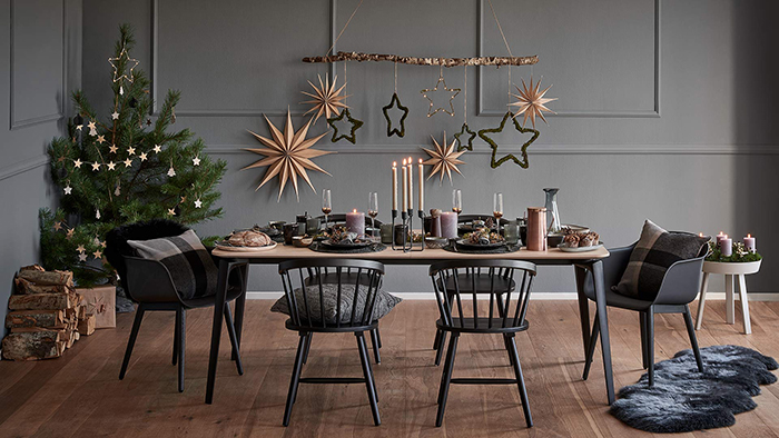 Christmas-Holiday-Home-Decor-Table--Ideas