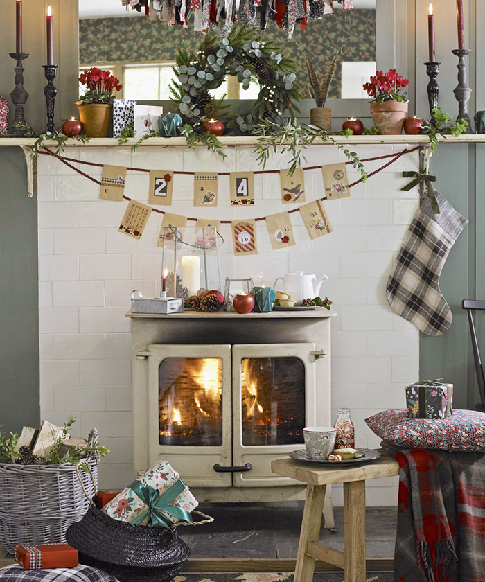 Country-Style-Fireplace-Decor-Ideas