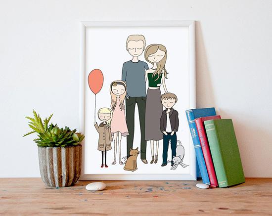 DIY-Christmas-Gift-Drawing-Ideas