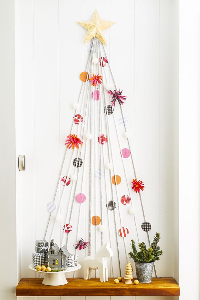 Easy-Christmas-Paper-DIY-Home-Decor