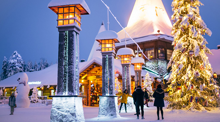 Fairytale-Christmas-in-Santa-Claus-Village-Finland