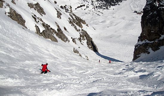 Grand-Couloir-France-Extreme-Ski-Slope