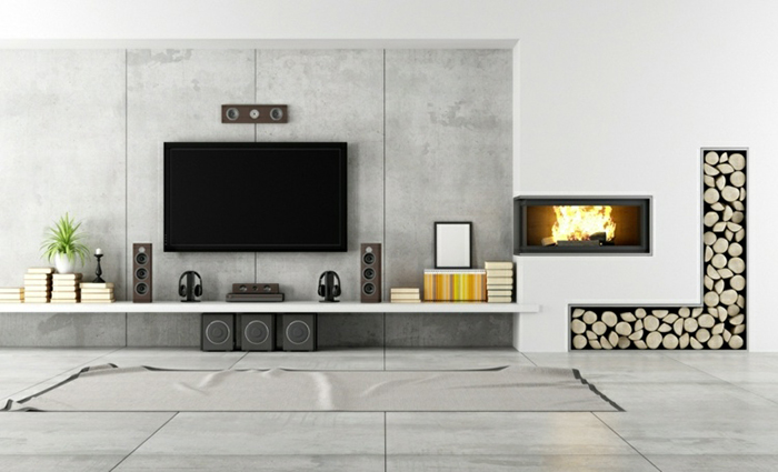 Modern-Inter-Fireplace