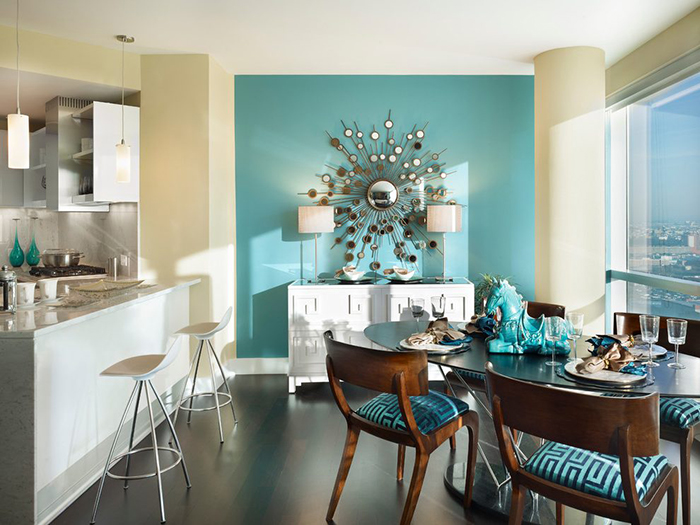 Modern-Kitchen-in-Calm-Blue-Colors