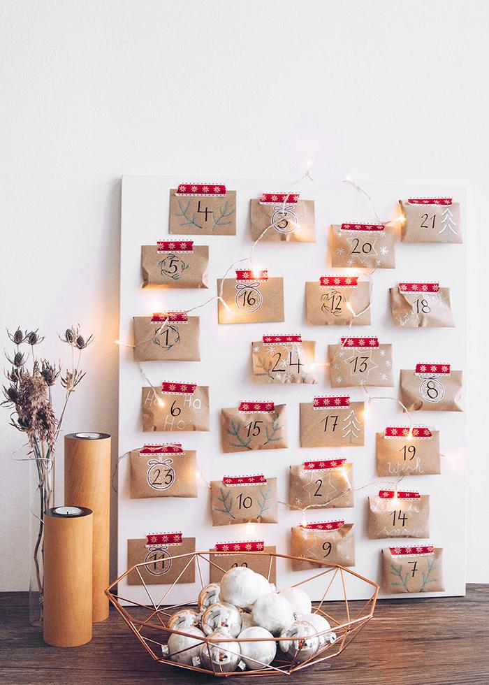 Scandinavian-Style-Christmas-DIY-Wall-Calendar-Ideas
