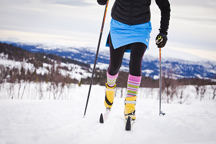 Ski-Running-Ski-Equipment