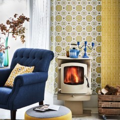 Vintage Wallpapers: Ideas that Give Your Space Uniqueness