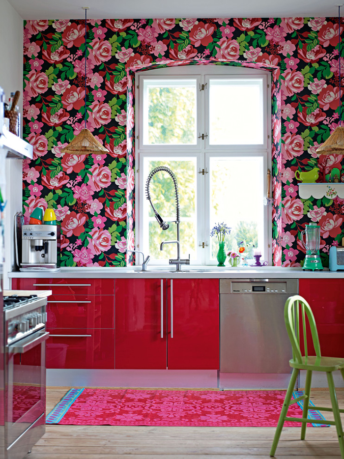 Vintage-Wallpaper--Home-Ideas