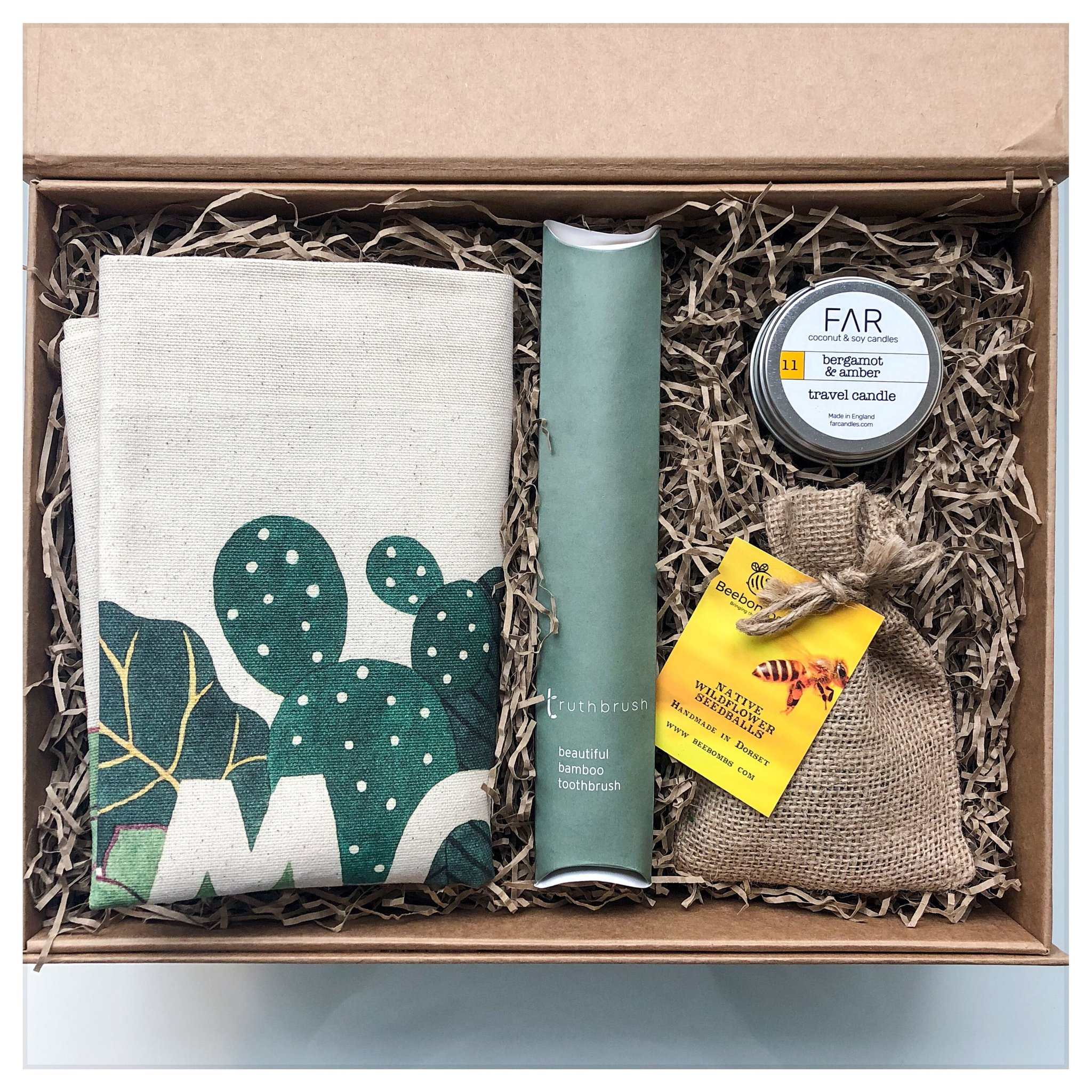 Eco-friendly Christmas Gift Box