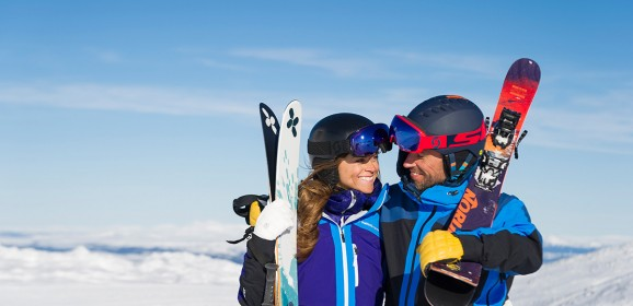 Best Romantic Ski Resorts in the World