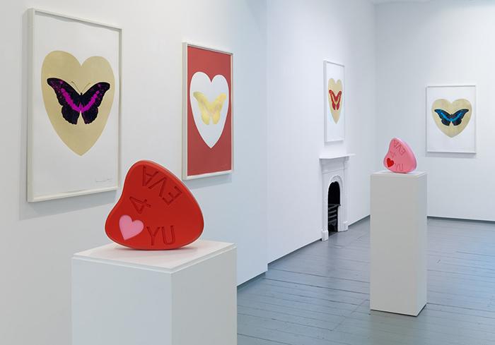 Damien-Hirst-art-installations