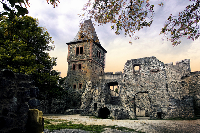 Frankenstein-Castle-Germany-desolate-place