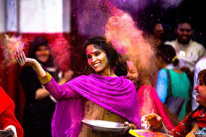 Holi-Festival-India-spiritual-road-trip
