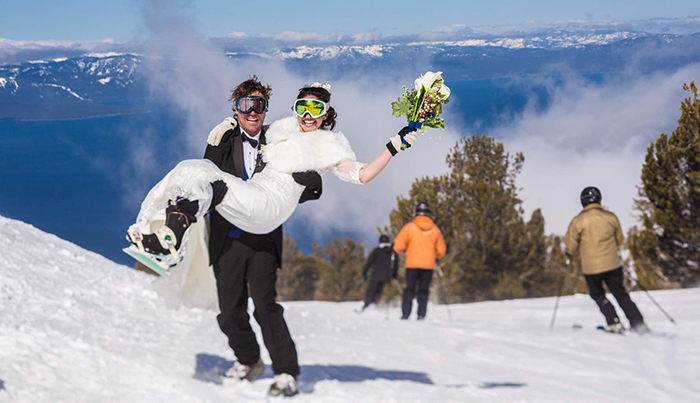 Lake-Tahoe-snow-places-for-honeymoon-romance-in-ski-resorts