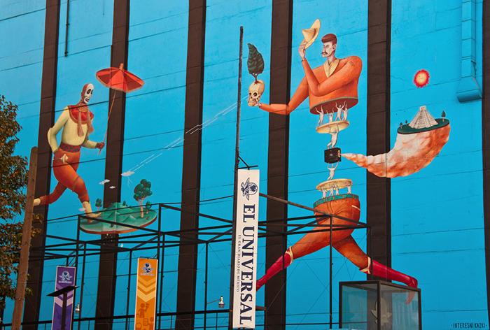 Mexico-City-Street-Art-Liquitex-Mural