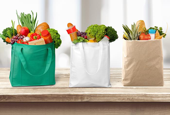 Reusable-shopping-bags-replacing-plastic-bags