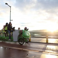 S'cool Bus – Let's Go to School by Bike
